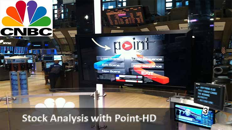 CNBC with POINT-HD