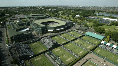 NTV use X-View Multiviewers at 		 							  Wimbledon 2006